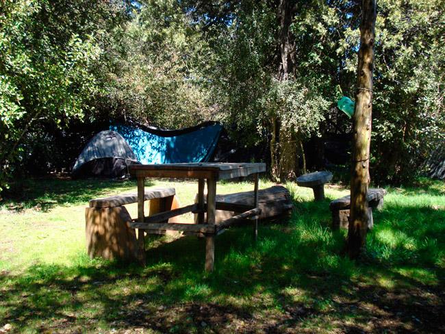 Camping Ave Fénix El Bolsón