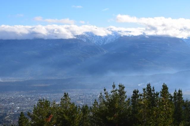 Panorámica de El Bolsón, una de las ciudades de la Patagonia con más calidad de vida.