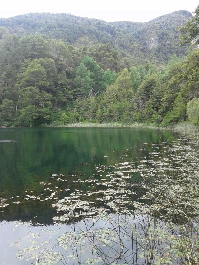 Una de las Lagunas de las Corinas, en San martín de Los Andes