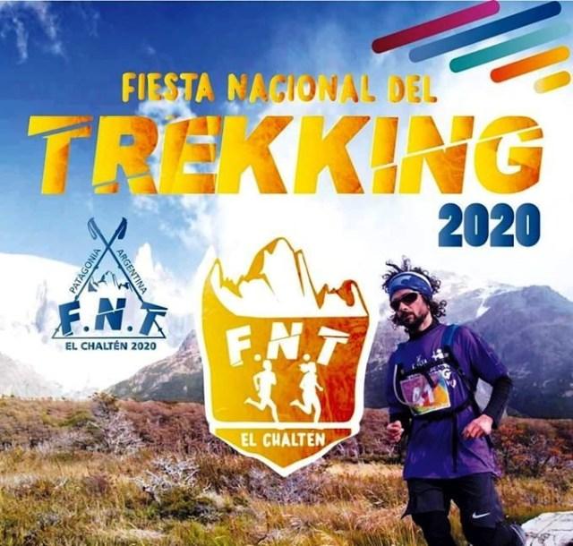 Fiesta del Trekking en El Chalten, otro de los eventos de la Patagonia suspendidos por el Coronavirus.