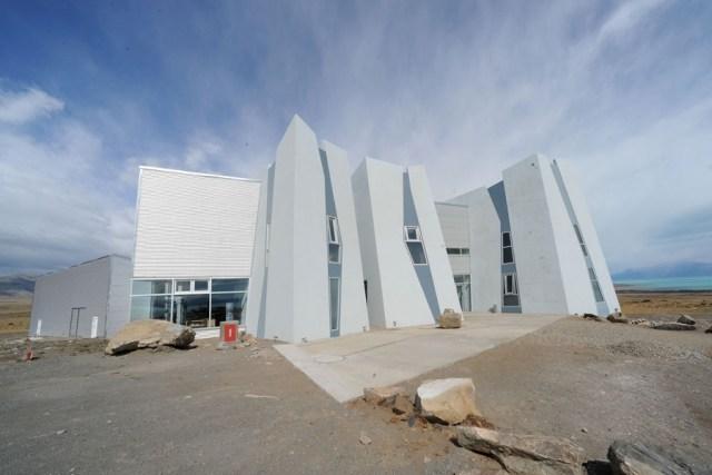 Centro de interpretación Glaciarium, El Calafate