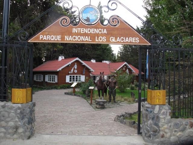 Intendencia del Parque Nacional Los Glaciares