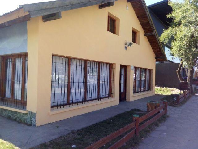 Casa de la Cultura en El Bolsón.