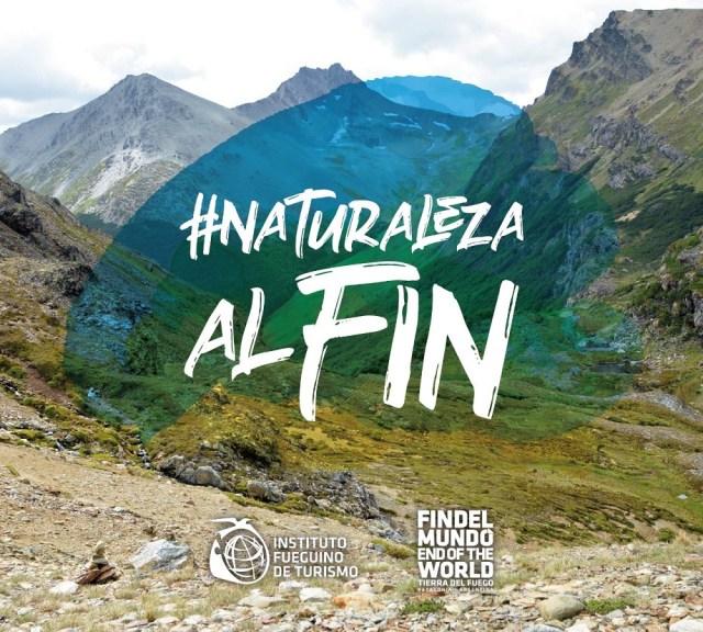 Tierra del Fuego campaña Naturaleza al Fin.