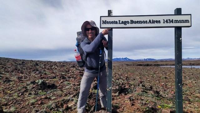 Los Antiguos, El Chaltén y el trekking que los une.