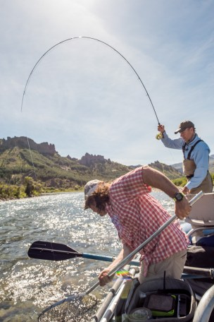 TFO BVK Fly Rod Review - Patagonia Fly Fisherman