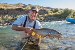 Memo Stephens - Patagonia Fly Fisherman