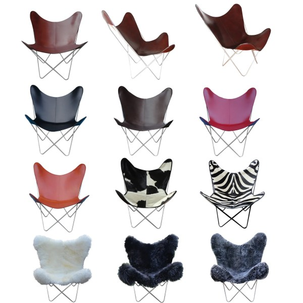 Poltrona BKF ( Butterfly chair )