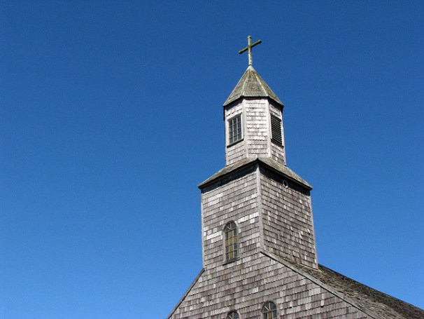 Unesco Wooden Churches of Chiloe, Patagonia Chile