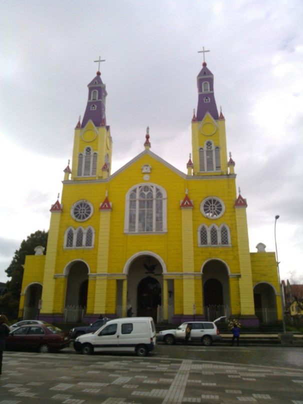Unesco Wooden Churches of Chiloé, Patagonia Chile