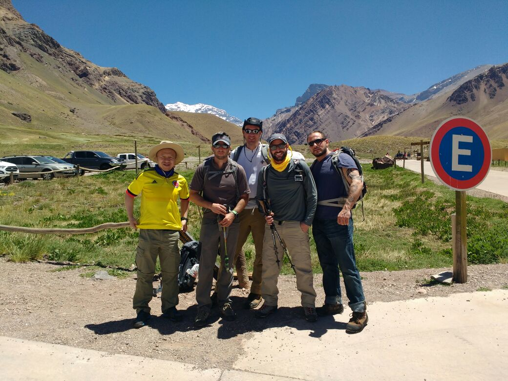 Aconcagua in 12 days!