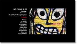 Pata Collage No. 10 ZEICHEN