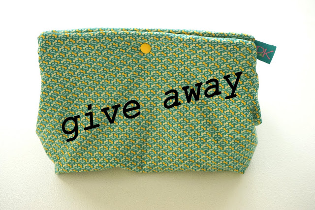 give -away -tijd!