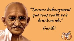 Gandhi-citation