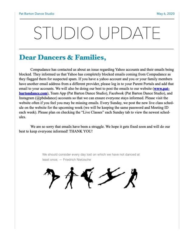 Yahoo Email Bulletin-jpg