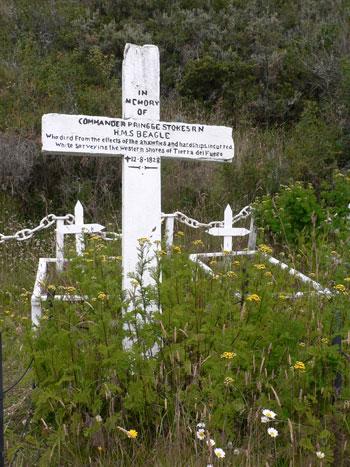 stokes grave
