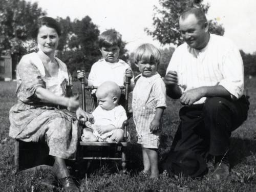Ted Doerr Family