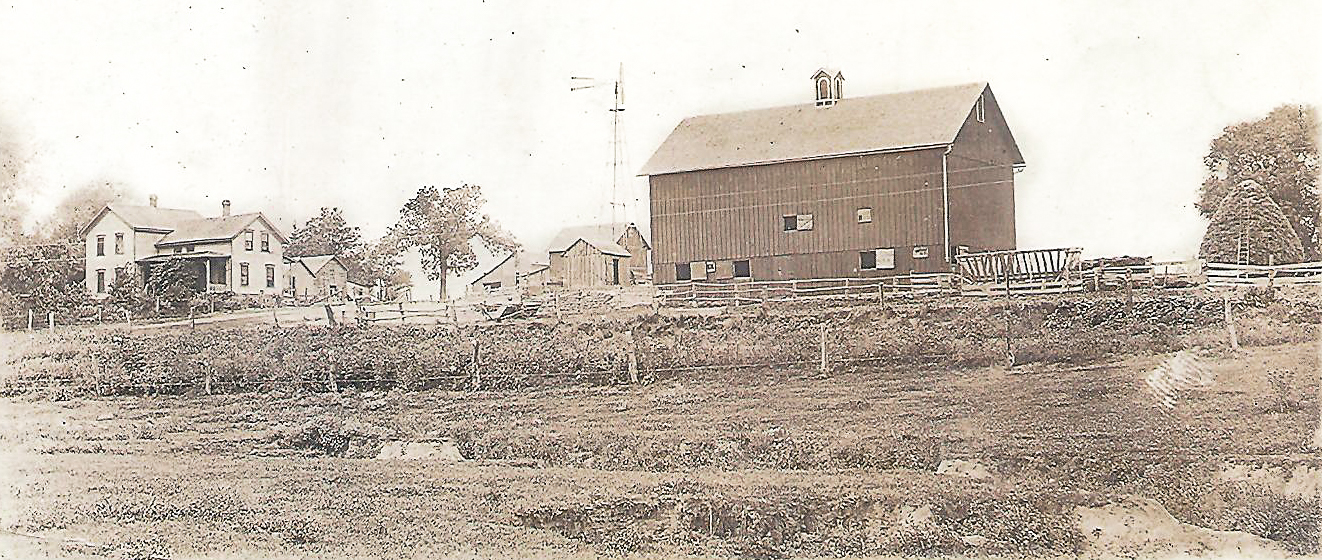 Photo of William Doerr Farm, Military Township, Winneshiek County, Iowa
