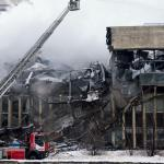Up in Flames: How Moscow Can Salvage Damaged Books After Massive Library Blaze