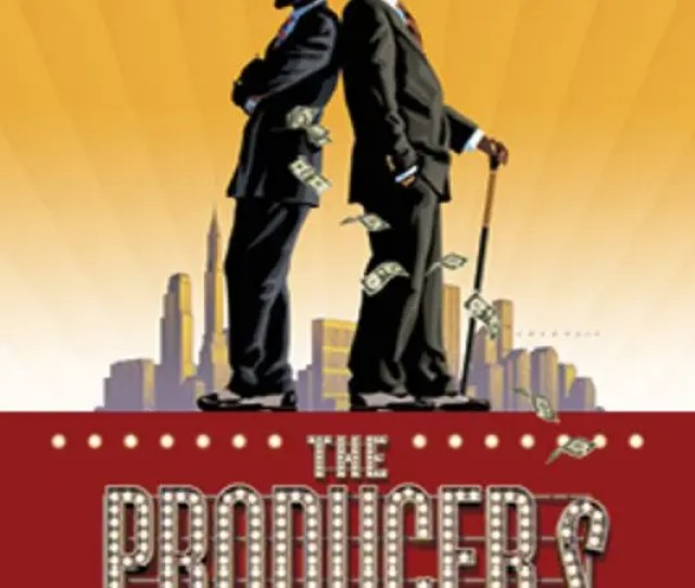 Oak Lawn Park District Trip To The Producers At The Paramount