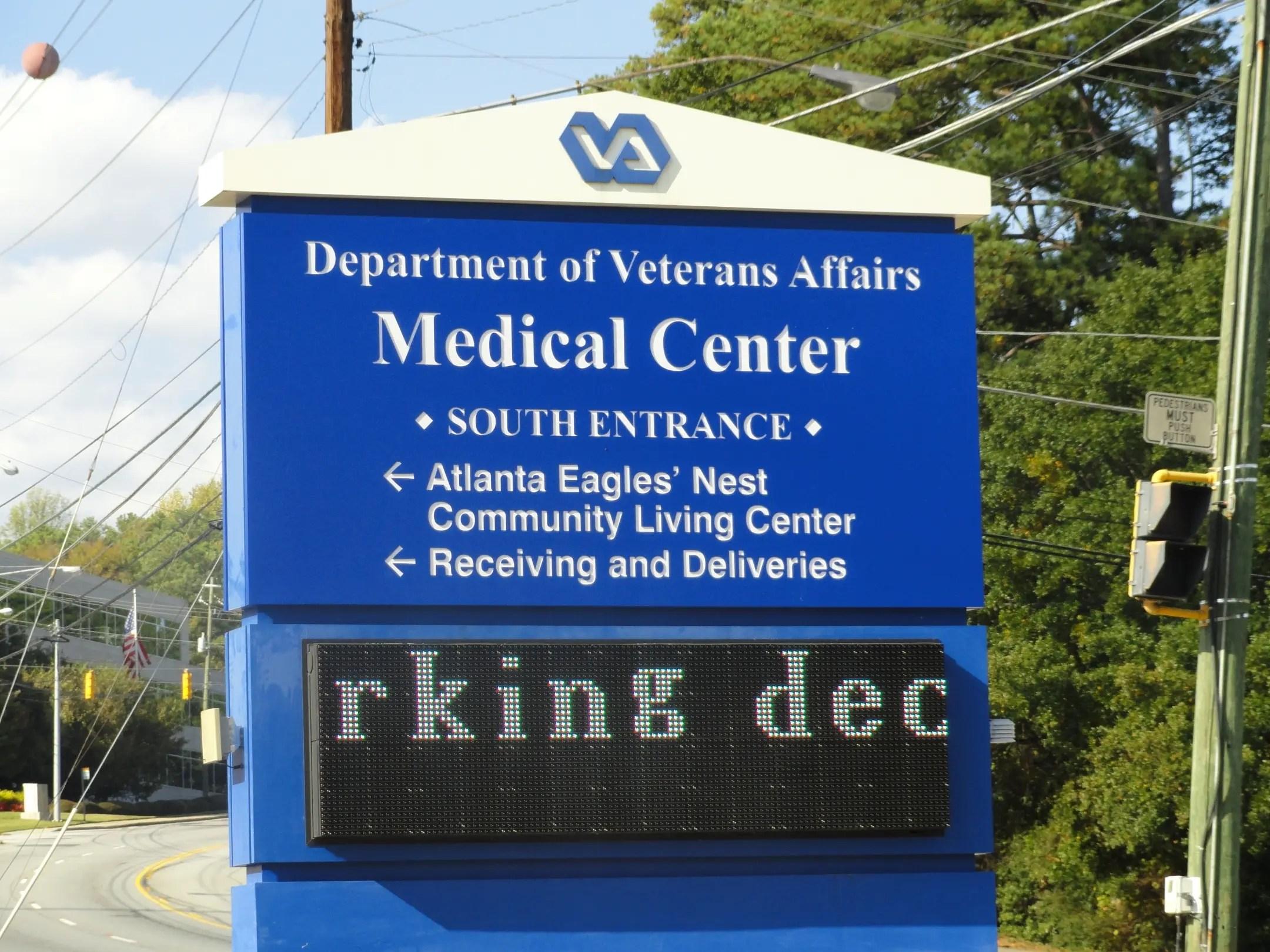 Audit Claims Atlanta Va Medical Center Incorrectly