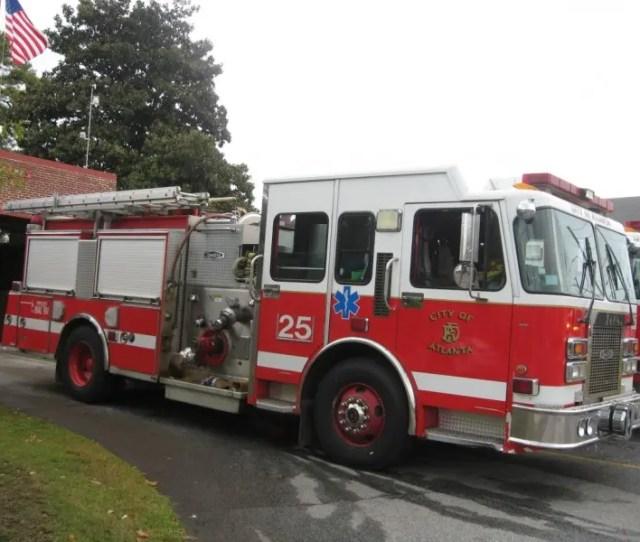 Escorts At Atlanta Firehouse Lieutenant Suspended