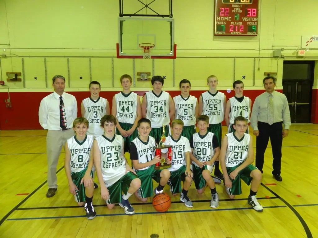 Results Of Dixie Howell Middle School Basketball Tourney