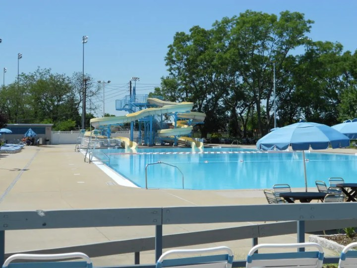 garden city pool opens with brand new look   garden city, ny patch