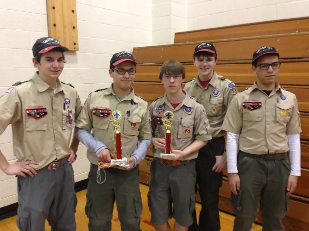 Be Prepared Local Boy Scouts Test First Aid Skills