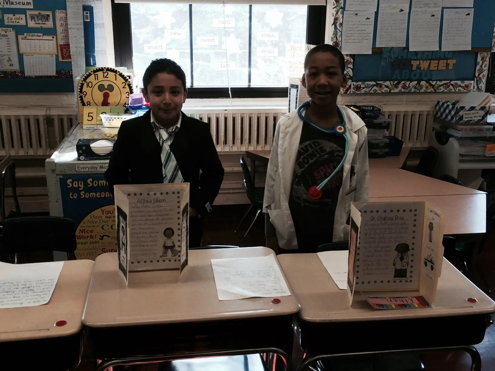 Hazel Elementary School Hosts First Black History Month