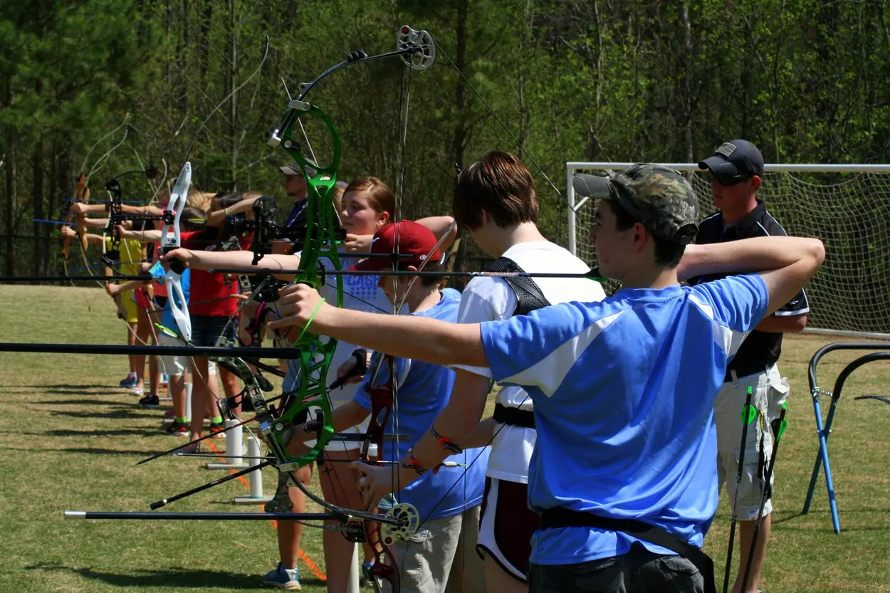 How Do You Find The Archery Range At Summer Camp Worksheet