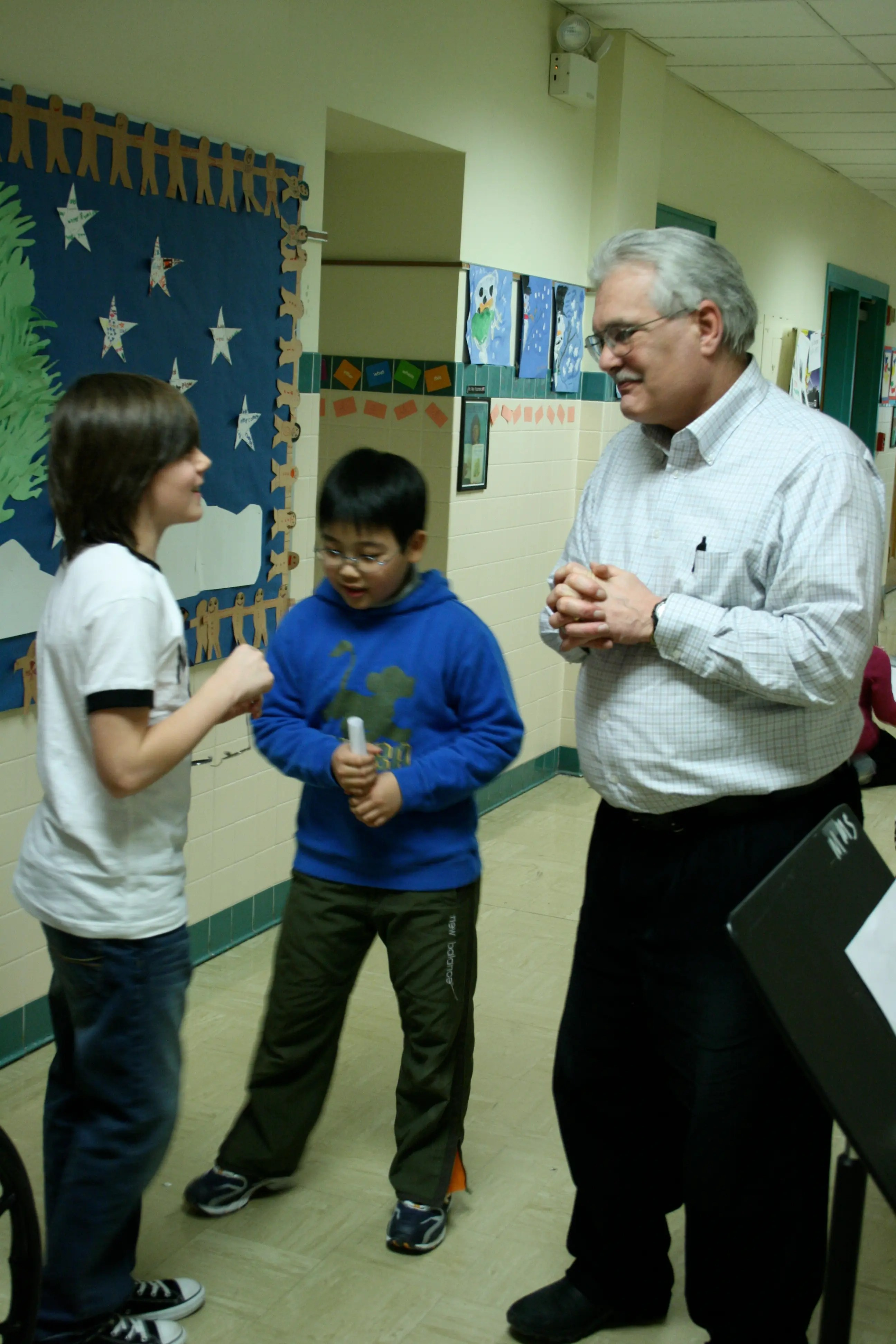 Wyoming Fifth Graders Embody Their Research
