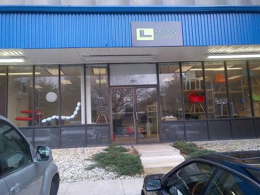 Moderncontempo Brand New Contemporary Furniture Store To Open In