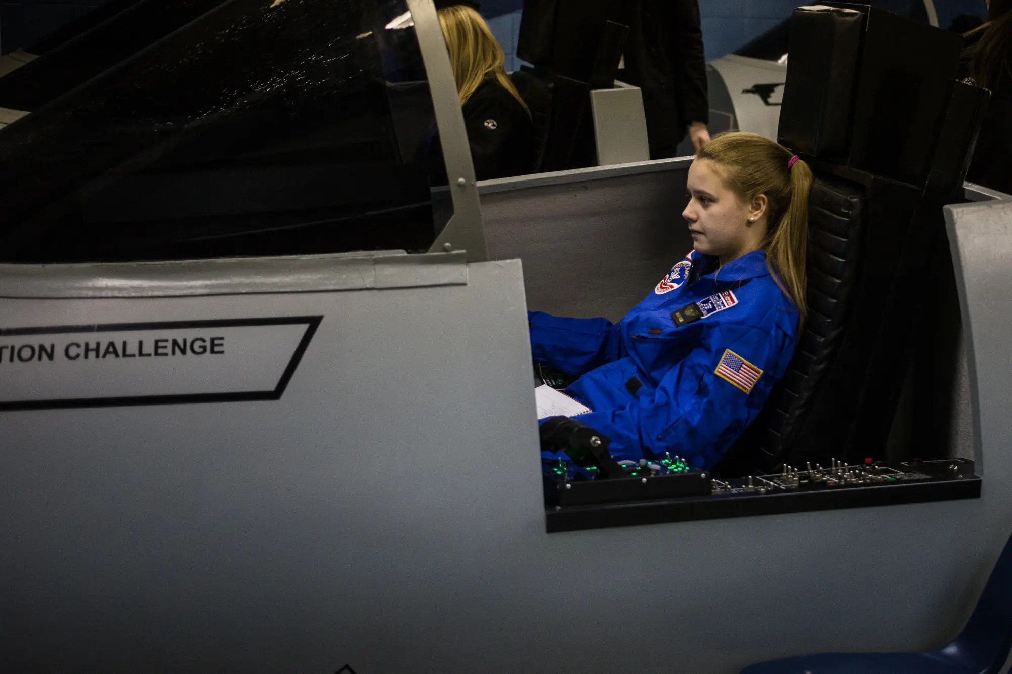 Morristown Teen Goes For Moon Walk At Nasa Space Camp
