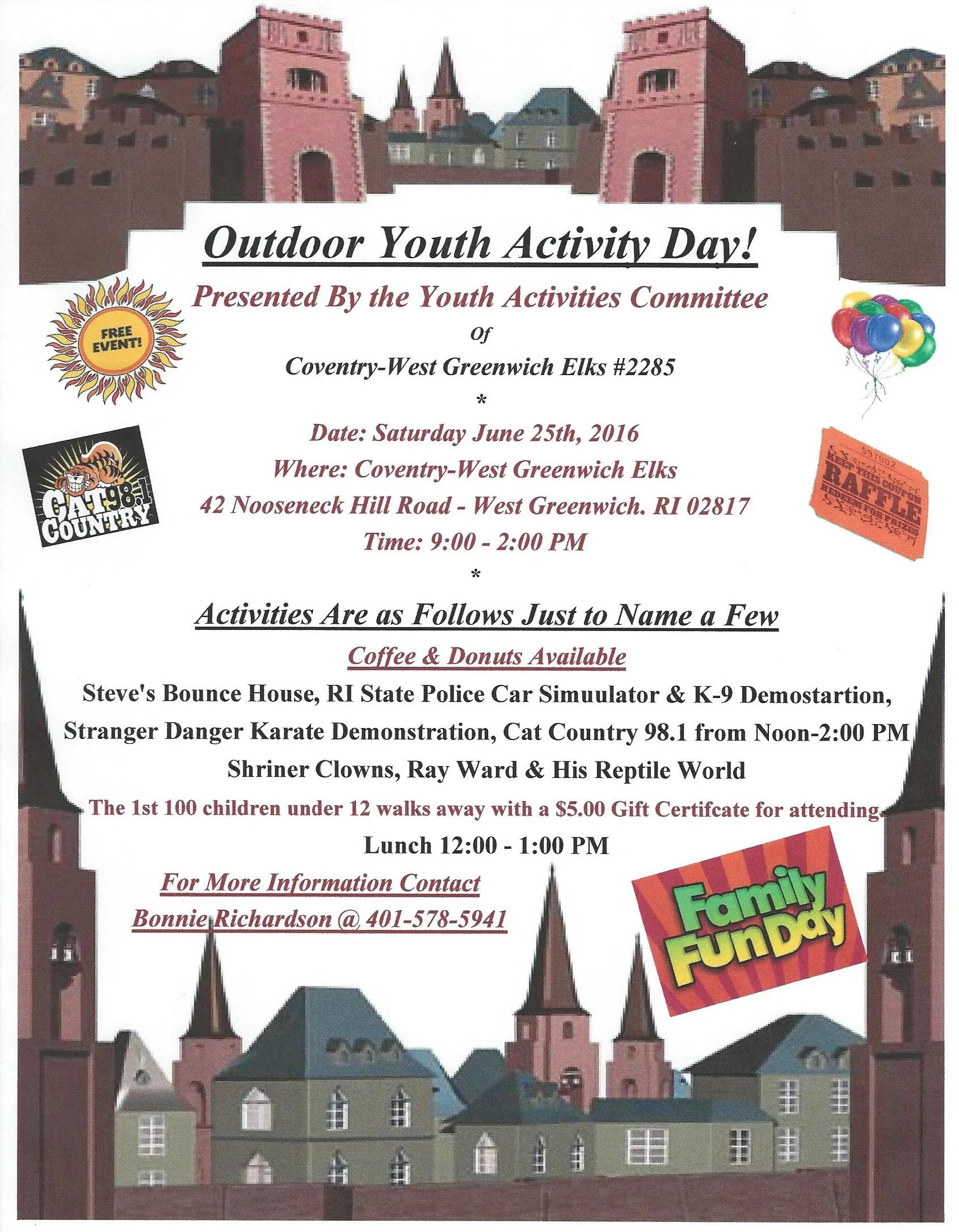 Youth Activity Day