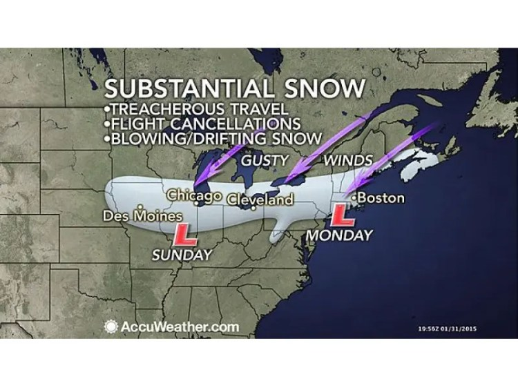 Winter Storm Warning Issued for Rockland County | New City ...