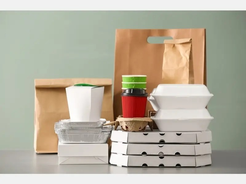 Here are some national chain restaurants and grocery delivery services available in the area.