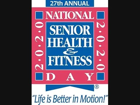 Senior Health and Fitness Day (image)
