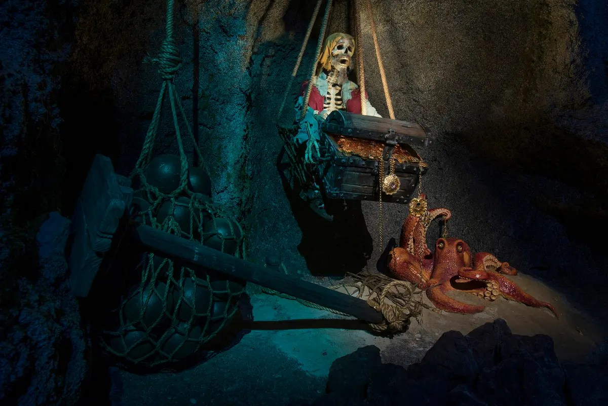 How Pirates Of The Caribbean Has Changed At Disneyland