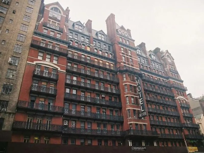Chelsea Hotel Bought For 250 Million To Be Transformed Into Condos And