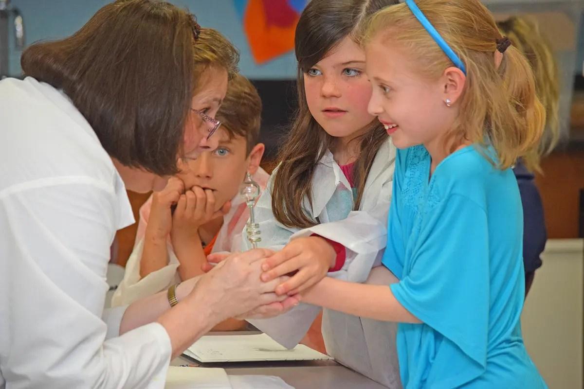 Radnor Students Get Hands Dirty At Stem Night