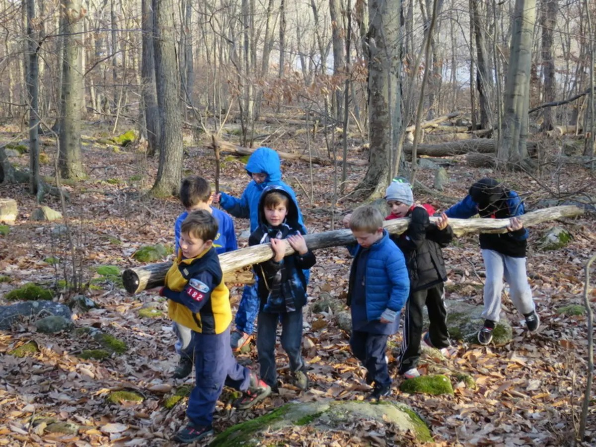 Cub Scout Pack 182 Enjoys Winter Camping Weekend At Camp