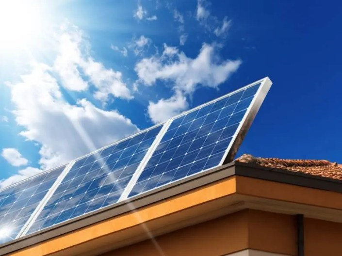 Santa Monica businesses account for 75 percent of communitywide electricity demand.