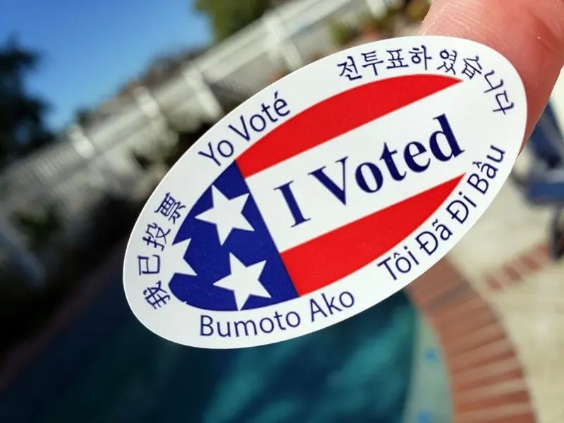 Westwood Primary Election Results