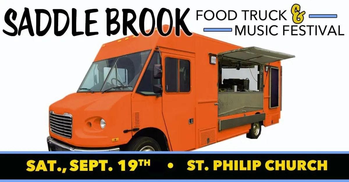 Saddle Brook Food Truck & Music Festival