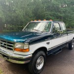 1997 Ford F 250 4x4 7 8 Litre Truck Perkiomen Valley Pa Patch