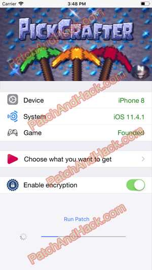 PickCrafter Hack - patch and cheats for Pieces, Money and other stuff on Anroid and iOS