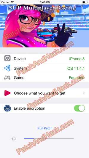 SUP Multiplayer Racing Hack - patch and cheats for Money and other stuff on Anroid and iOS
