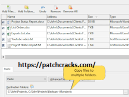Copy Files Into Multiple Folders 3.0 Crack Activation Code Download 2020