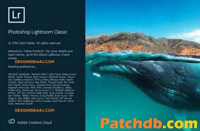 Adobe PhotoShop Lightroom CC 2020 Crack Full Version Downlaod